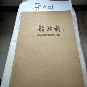 龍游報2002年上半年合訂本