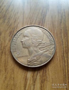 法国女神像20分(1978年)禾穗版