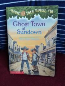 Ghost Town at Sundown (鬼城黄昏)