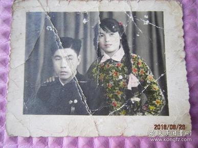 民国【夫妻照】