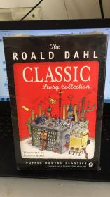 THE ROALD DAHL CL ASSIC  四本一套