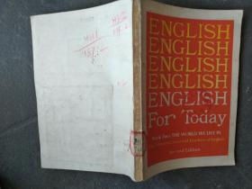 English For Today Book Two
