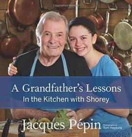 A Grandfathers Lessons: In the Kitchen with Shorey