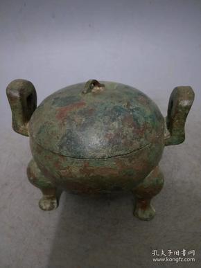 青铜器 汉鼎