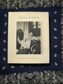 《Frida Kahlo:The Gisèle Freund Photographs》 《弗里达·卡罗:Gisèle Freund的照片》