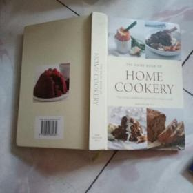 THE DAIRY BOOK  OF   HOME COOKERY---乳品日记.一本西点的英文书