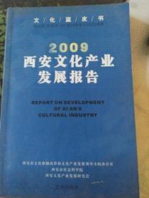 2009西安文化产业发展报告