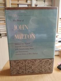 The Prose of John Milton