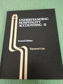 UNDERSTANDING HOSPITALITY  ACCOUNTING 精装