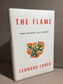 The Flame: Poems, Notebooks, Lyrics, Drawings锛堣幈鏄傜撼寰仿风鎭┿�婄伀鐒帮細璇楁瓕銆佺瑪璁般�佹瓕璇嶅拰缁樼敾闆嗐�嬶紝銆婃复鏈涗箣涔︺�嬩綔鑰呯殑鏈�鍚庝竴閮ㄤ綔鍝侊紝绮捐澶у紑鏈級