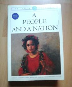 A People and a Nation: A History of the United States, Dolphin Edition (v. 1 & v. 2)