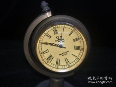 水晶圆球表(能正常使用)