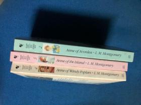 Anne of Avonlea 系列3册
