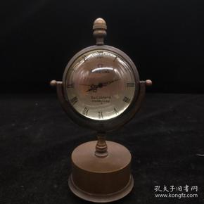 圆球地球仪表(能正常使用)