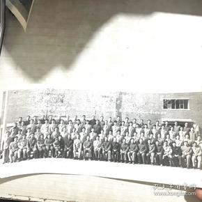 1981年10月24沈阳市大理石厂欢送赴伊拉克出国人员合影留念