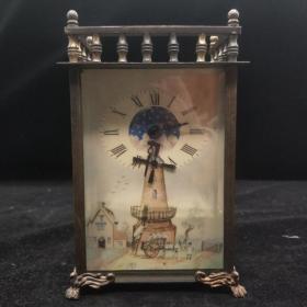 风车表(能正常使用)
