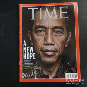 time时代杂志时代周刊2014.27