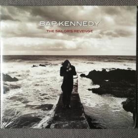 The Sailors Revenge-艺人:Bap Kennedy-北爱尔兰民谣-欧美正版CD