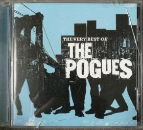 The Very Best of The Pogues-艺人:The Pogues-波格斯-欢乐的民谣摇滚-欧美正版CD