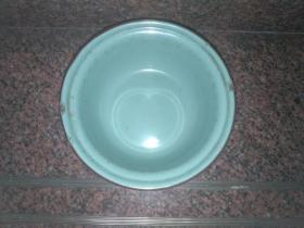 6070年代搪瓷碗(国营上海搪瓷六厂)