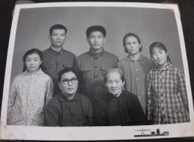 老照片--家庭照--原照--收藏夹相册