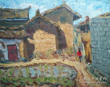 四川音乐学院成都美术学院油画系 胡歌平 2007年作品