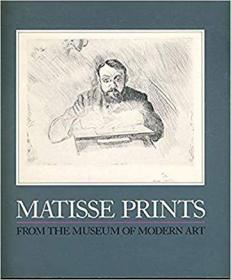 Matisse Prints from the Museum of Modern Art