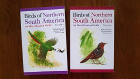 Birds of Northern South America: An Identification Guide (2 Volumes Set)