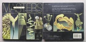 美国原版-MASTERS GOLD MAJOR WORKS BY LEADING ARTISTS大师级的黄金巨作△
