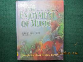 The Enjoyment of Music: An Introduction to Perceptive Listening/Chronological Version(英文原版)