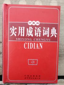 实用成语词典(珍藏版)