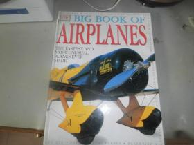 BIG BOOK OF AIPLANES飞机