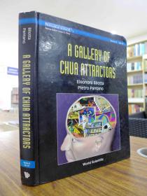A GALLERY OF CHUA ATTRACTORS(附带光盘一张)