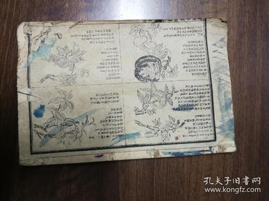 增补本草备要(木、鳞介、禽、兽、虫部)