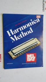 老乐谱   英文原版  MEL BAY' S DELUXE Harmonica Method    梅尔湾豪华口琴法