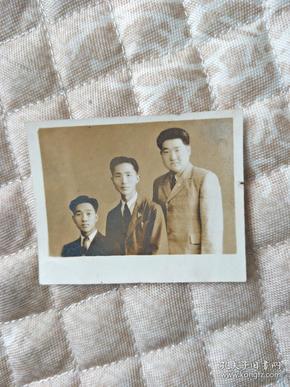照片一张5*6.5cm(葆真存)1948.6
