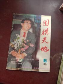 围棋天地1985第6期