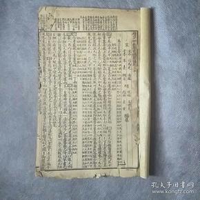 增评加批历史纲鉴补卷30至33。