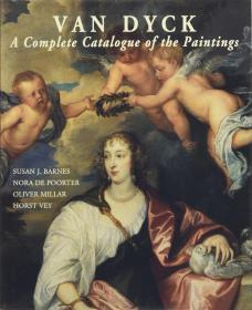 英文原版画册 Van Dyck: A Complete Catalogue of Paintings 凡·戴克 画集 作品全集