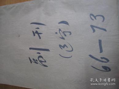 辽宁日报(1966---1973年)副刊