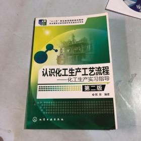 认识化工生产工艺流程 化工生产实习指导(郭泉 第二版)