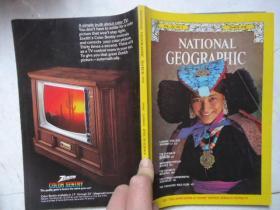 国家地理杂志1978-3英文版