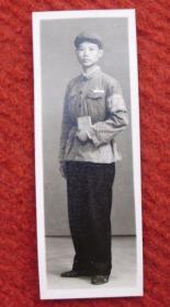 文革时期老照片,原照--收藏夹相册