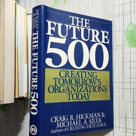 THE FUTURE500 CREATING TOMORROW'S ORGANIZATIONS TODAY【品相如图 内页干净】