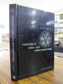 methods inhelio- and asteroseismology