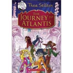 Thea Stilton Special Edition: The Journey to Atlantis - A Geronimo Stilton Adventure