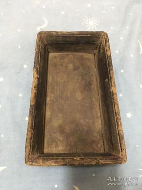 清代木盒子