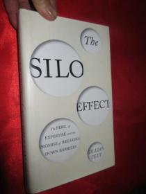 The Silo Effect: The Peril of Expertise and the Promise of Breaking Down Barriers    (硬精装)【详见图】