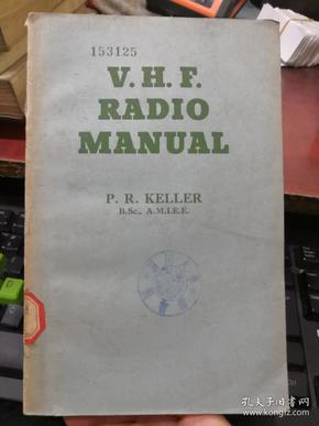 V.H.F.RADIO MANUAL(货号:H400)