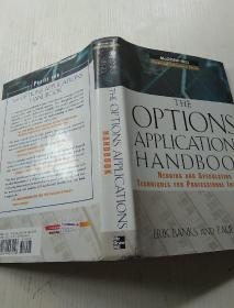 THE OPTIONS APPLICATIONS HANDBOOK